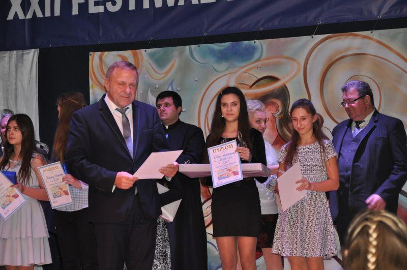 Kolejny sukces uczennicy ZS wBogdańcu