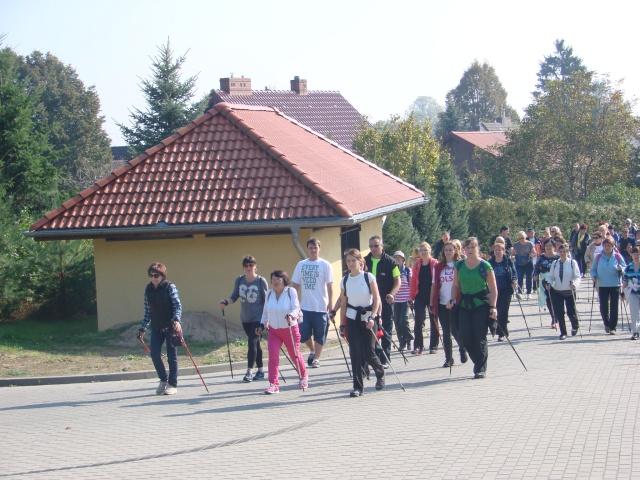 IV Ogólnopolski Marsz Nordic Walking im. prof. Zbigniewa Religi